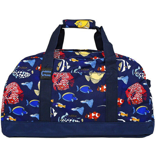 Fish Duffle Bag - Dallaswholesalers.net