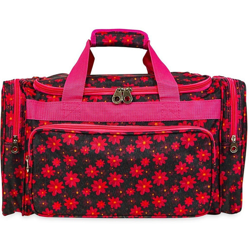 Floral Duffle - Dallas Wholesalers