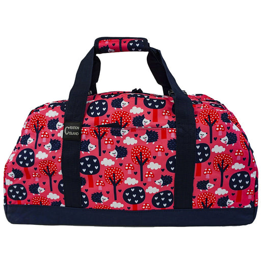 Hedgehog Duffel Bag - Dallaswholesalers.net