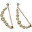 Faux Pearl Earrings Bulk - Dallas Wholesalers