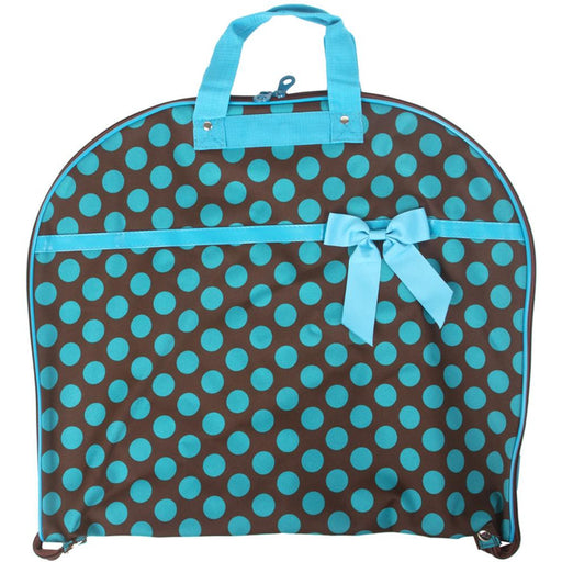 Polka Dot Garment Bag - Dallaswholesalers.net