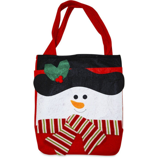 Felt Christmas Gift Bags - Dallas Wholesalers