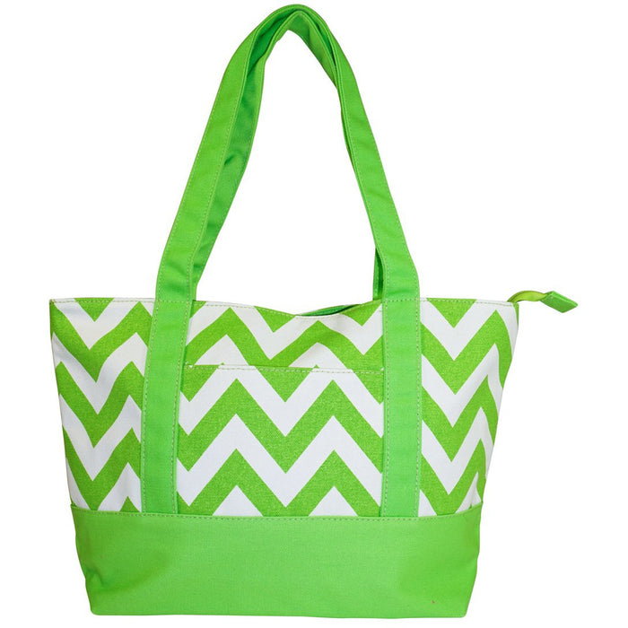 Striped Canvas Tote Bags Wholesale