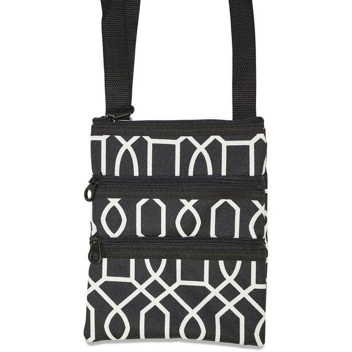 Geometric Crossbody Bags
