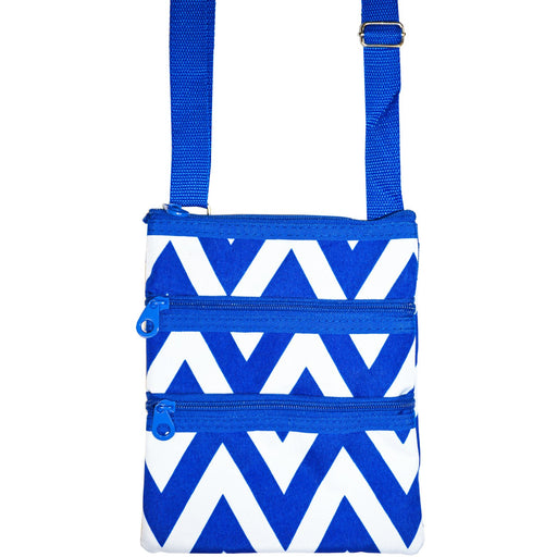 Chevron Crossbody Bag - Dallaswholesalers.net