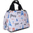Paris Theme Stylish Lunch Bags for Women - Dallaswholesalers.net