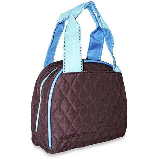 Quilted Lunch Tote - Dallas Wholesalers
