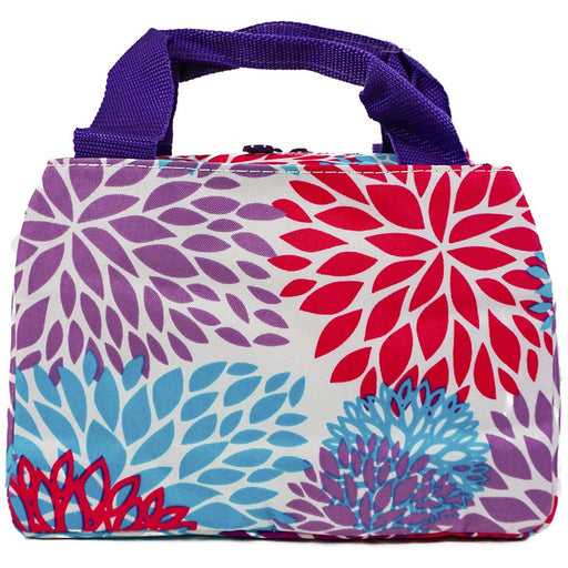 Floral Insulated Lunch Tote - Dallaswholesalers.net