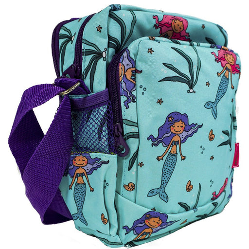 Mermaid Crossbody Messenger Bag - Dallaswholesalers.net