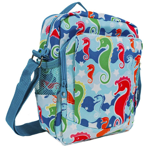 Sea Horse Crossbody Messenger Bag - Dallaswholesalers.net