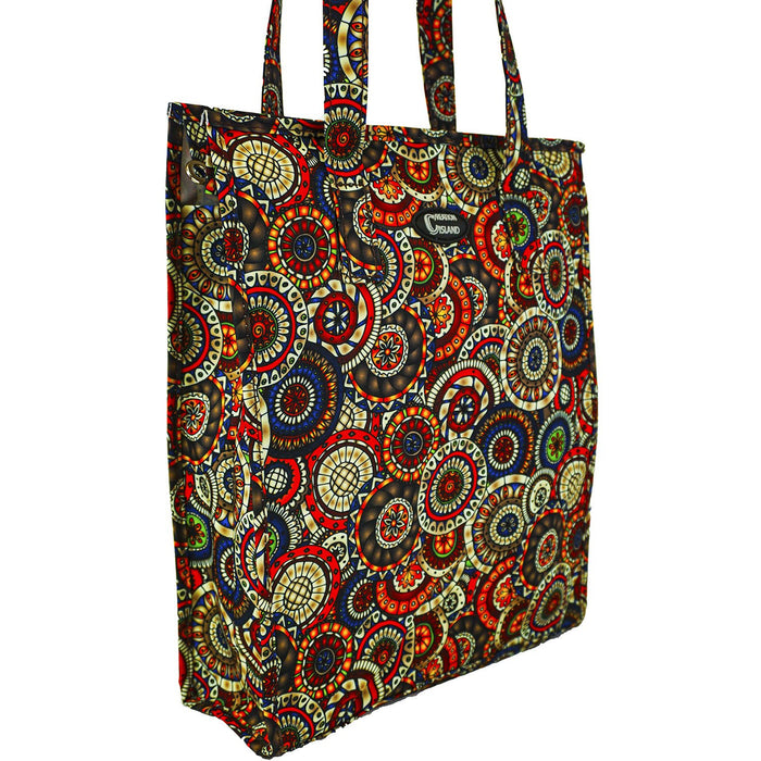 Wholesale Floral Tote - Dallaswholesalers.net