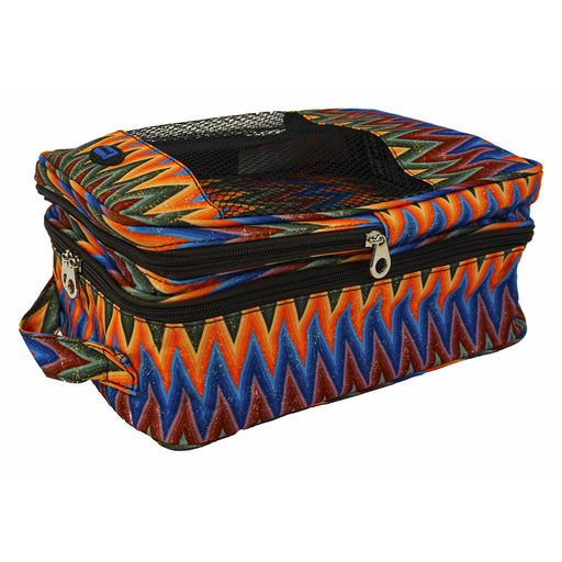 Aztec Shoe Organizer Bag