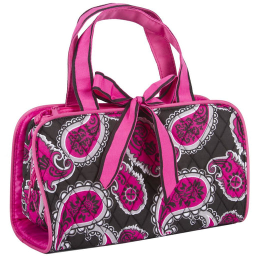 Paisley Quilted Toiletry Bag