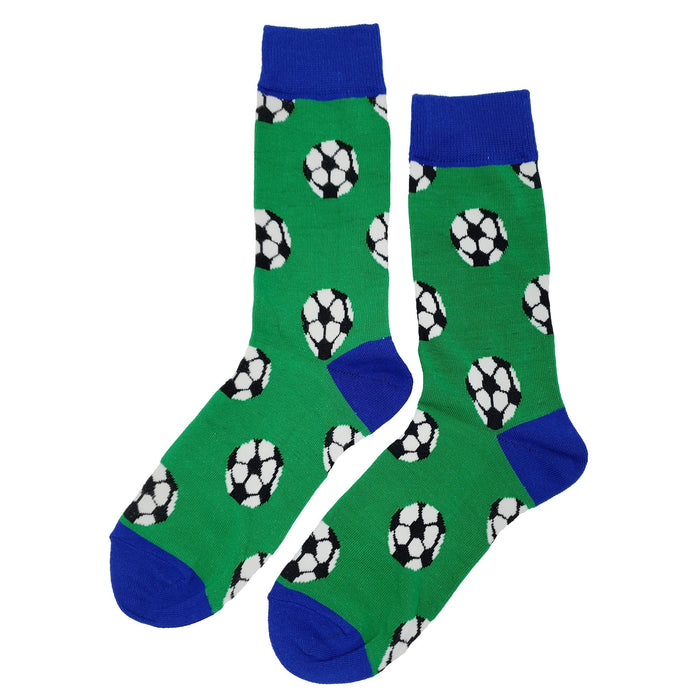Soccer Themed Socks