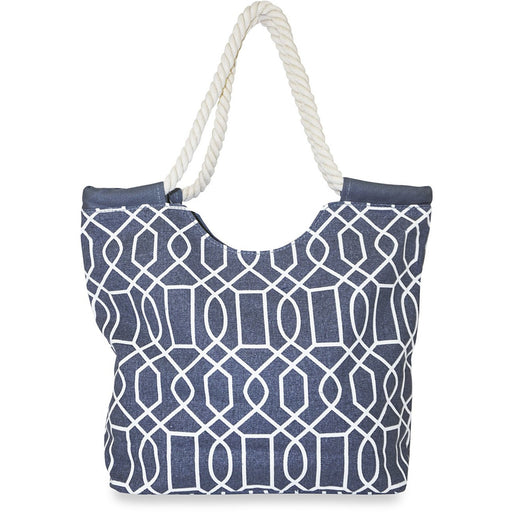 Canvas Tote Bags With Zipper - Dallaswholesalers.net