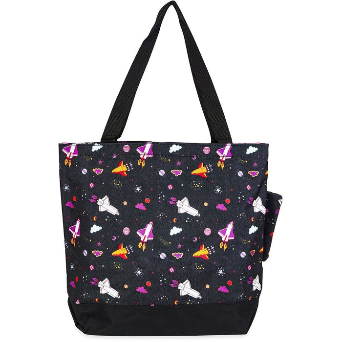Space Themed Tote Bags - Dallas Wholesalers