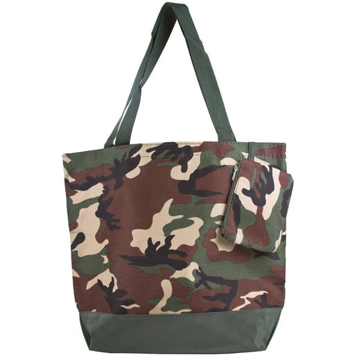 Camo Tote Bag - Dallaswholesalers.net