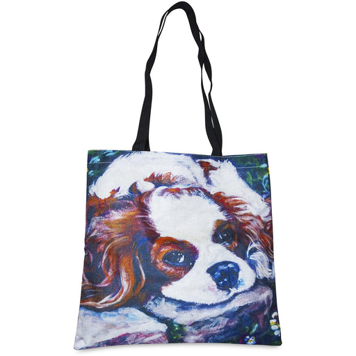 Cavalier King Charles Spaniel Tote Bag - Dallas Wholesalers