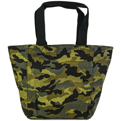 Camo Canvas Tote Bags Wholesale