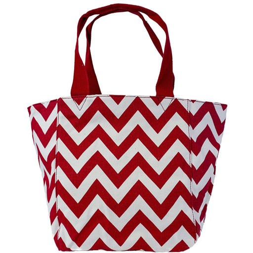 Chevron Canvas Tote Bags Wholesale