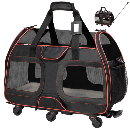 Airline Approved Wheeled Pet Carrier