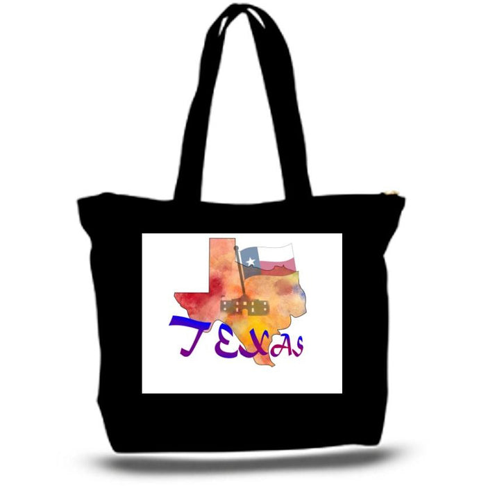 State of Texas Tote Bag