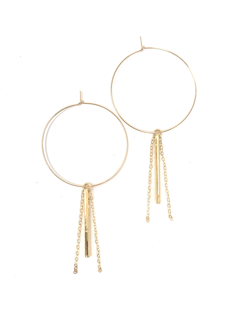 Glimmer Hoops