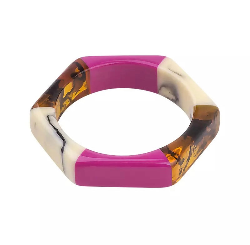 Color Block Bangles (Variety)