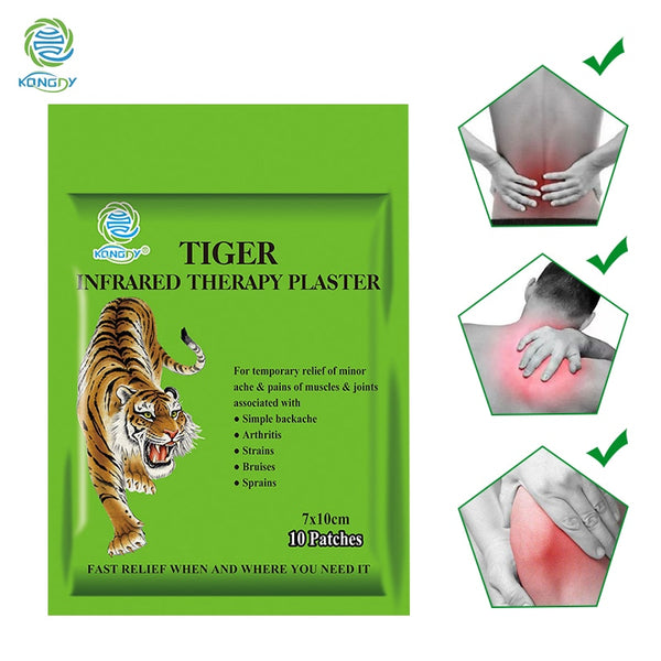 Tiger Pain Relief Patch