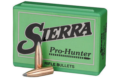 Sierra Pro Hunter SPT 6.5mm/.264cal 120gr