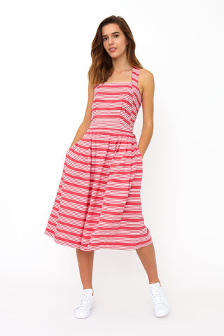 Emily and Fin Romy Beachcomber Stripe dress
