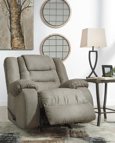 Ashley 101 McCade Rocker Recliner