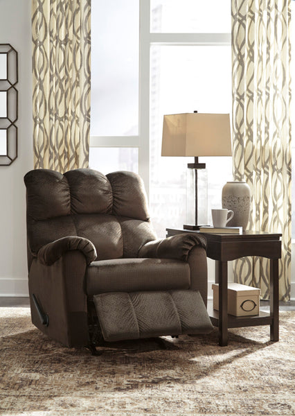 Ashley 104 Foxfield Rocker Recliner