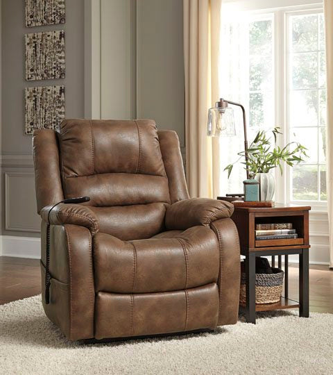 Ashley 109 Yandel Power Lift Recliner