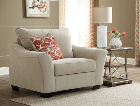 Ashley 112 Lisle Nuvella Chair and a Half