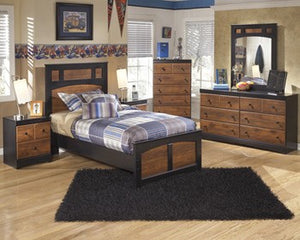 Ashley B136 Aimwell Twin Bed