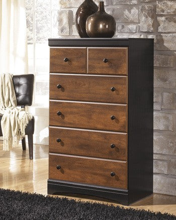 Ashley B136 Aimwell Bedroom Collection