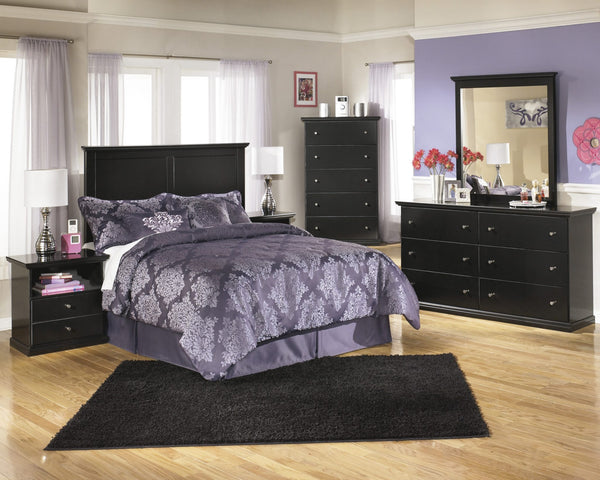 Ashley B138 Maribel Full Headboard