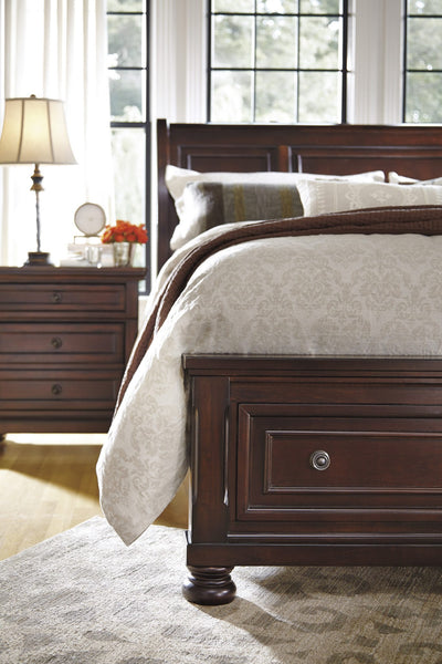 Ashley B697 Porter Bedroom Collection with Storage