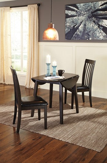 Ashley D310 Hammis Dropleaf Dining Table