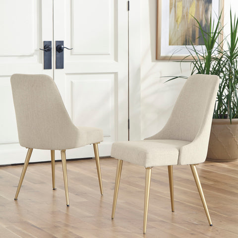 Ashley D605 Coverty Dining Side Chair - White