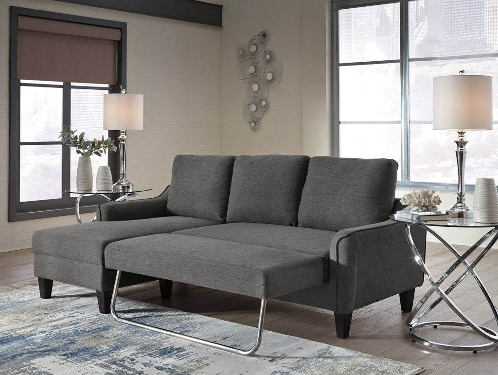 Stupendous Ashley 115 Jarreau Sofa Chaise Sleeper Best Furniture Gmtry Best Dining Table And Chair Ideas Images Gmtryco