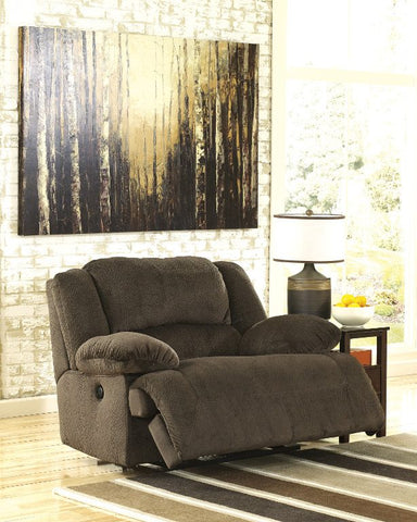 """Toletta"" Extra Wide Power Recliner"