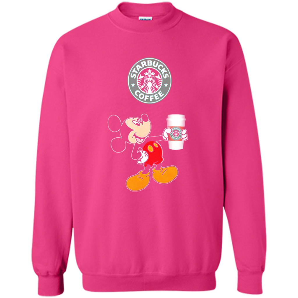 d17599e94 Mickey Mouse Starbucks coffee shirt Ben Tee - Sweatshirt ...