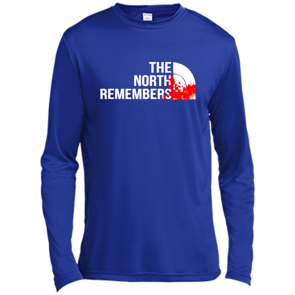 13959c59c The North Remembers North Face Got t shirt Bingo Tee - Canvas Long ...