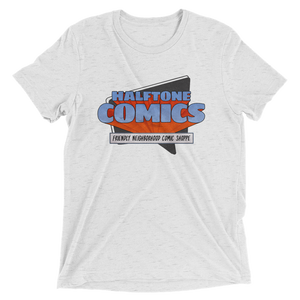 Open image in slideshow, Halftone Comics Short sleeve t-shirt