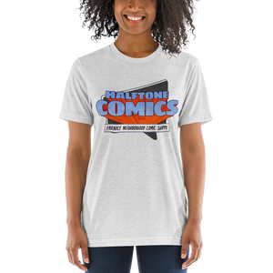 Halftone Comics Short sleeve t-shirt