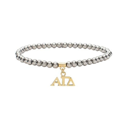 Sorority Ireland Beaded Bracelet