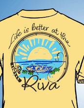 Load image into Gallery viewer, Riva Life Life is Better Tees