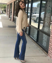 Load image into Gallery viewer, PETITE Pull On Jegging Flares - Shopbrandnewyou